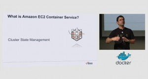 Docker for Amazon EC2 – Docker Meetup Seattle, Dan Gerdesmeier, AWS