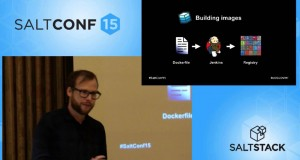 Using SaltStack to Orchestrate Microservices & App Containers Like Docker – SaltConf2015
