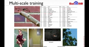 Baidu Deep Learning Crash Course